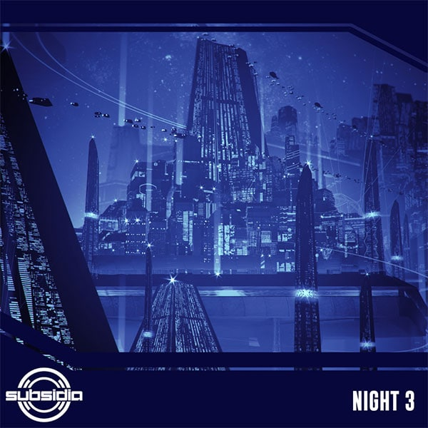 SUBSIDIA: NIGHT VOL. 3