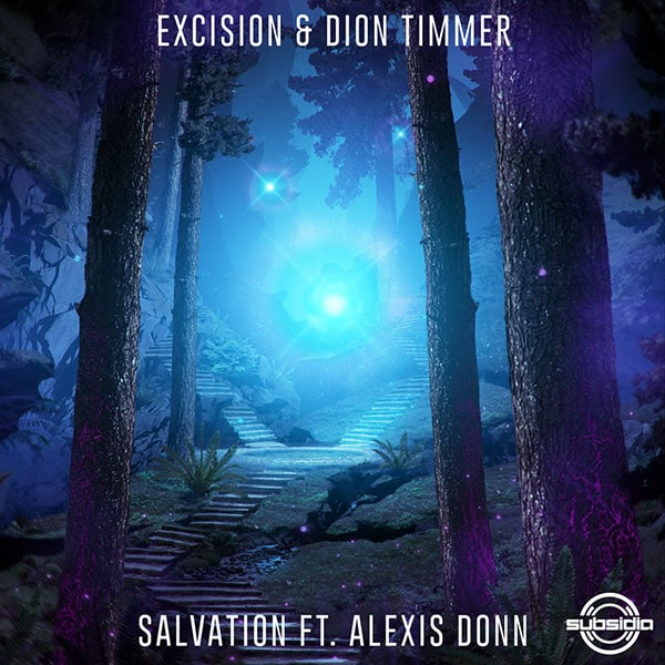 Excision & Dion Timmer - Salvation ft. Alexis Donn