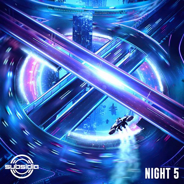 SUBSIDIA: NIGHT VOL. 5